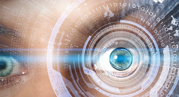 Light And The Human Eye