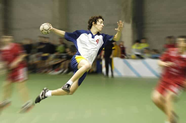 Sports Photography handball