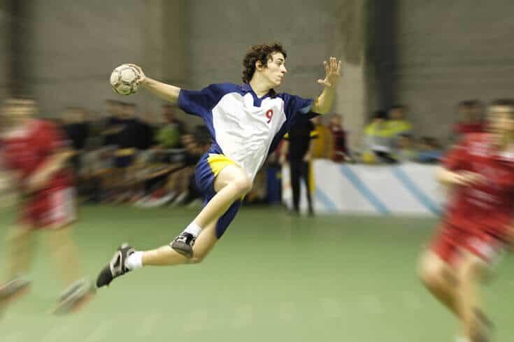 Sports Photography handball