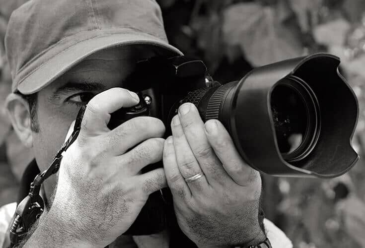 intermediate photography course
