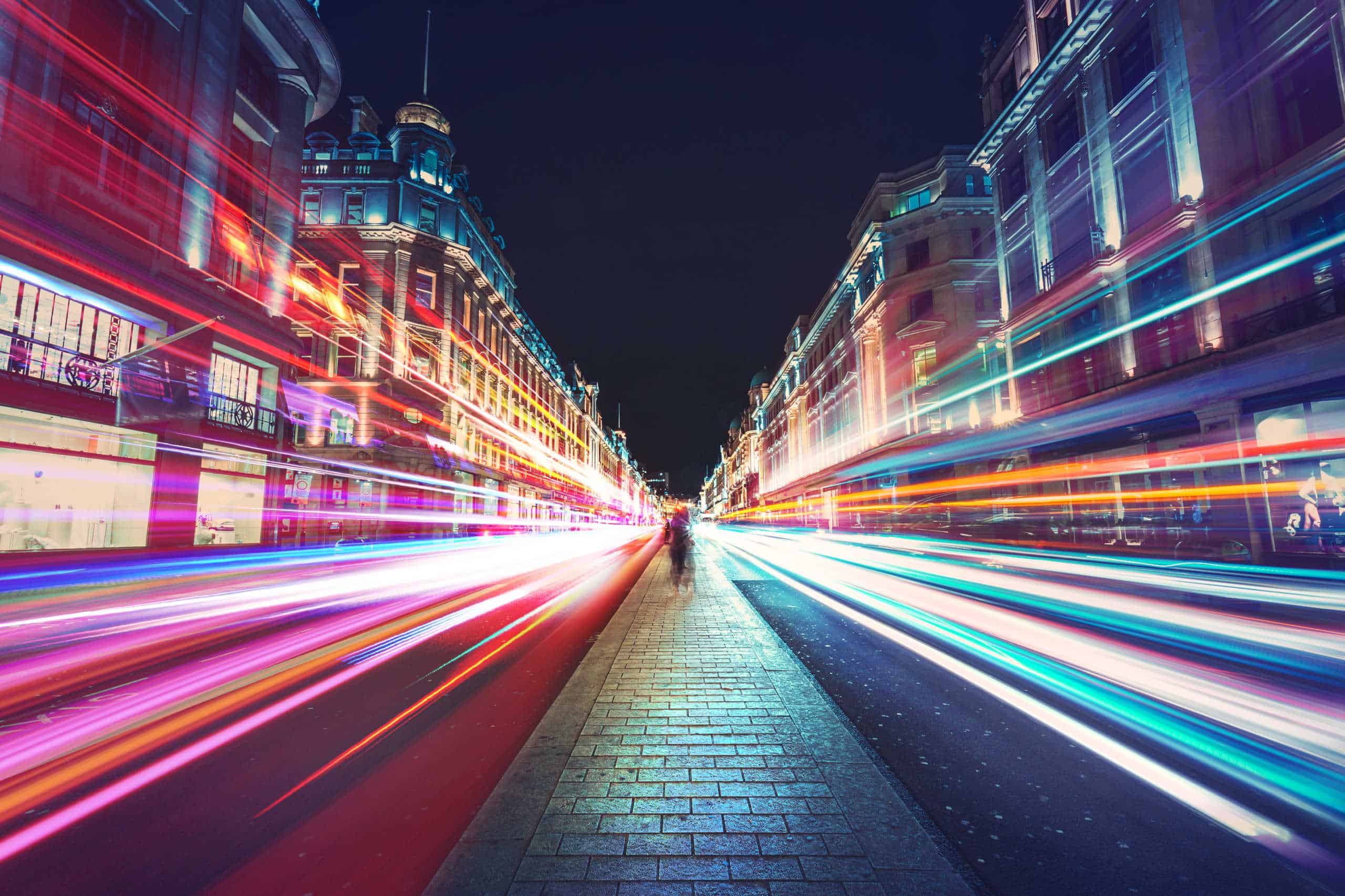 fast moving life image - shutter speed