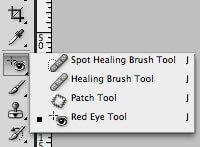 Red Eye Tool