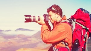 Become a Travel Photographer course on Udemy