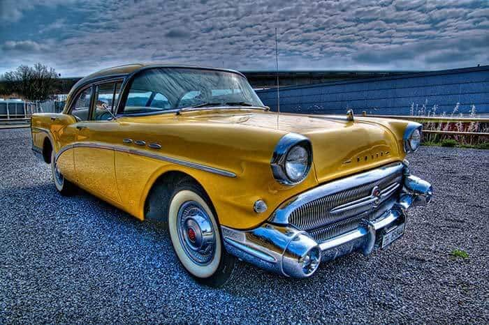 Buick '57 HDR