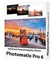 Photomatix Pro 6 HDR photo editing software
