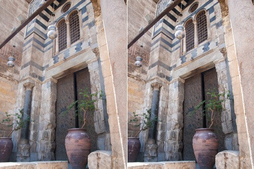 Using the Clarity adjustment In Lightroom