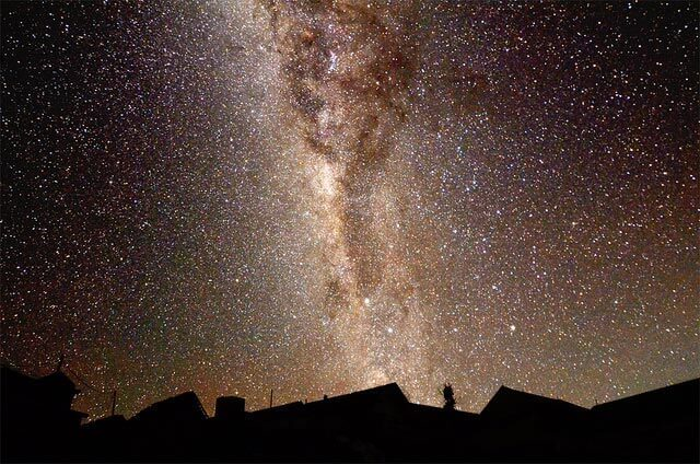 The Milky Way Strikes by Abdul Rahman