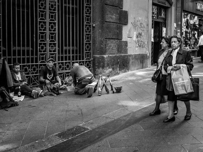 gaze by Mario Mancuso