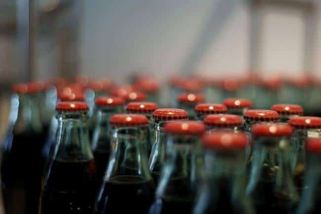March of the Coke Bottles by Alan