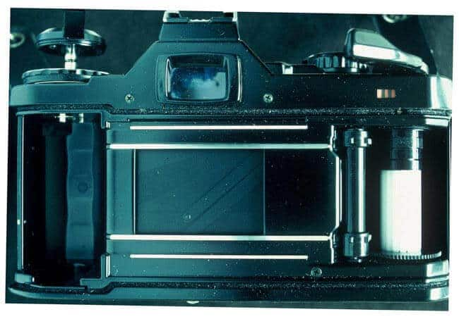 film plane