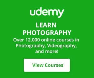 Udemy Learn Photography Courses