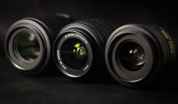 Top Lenses for New Photographers - 3 Lenses