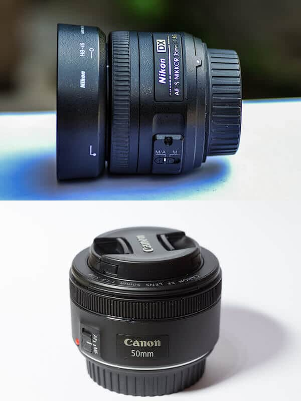 Top Lenses for New Photographers - Prime Lenses