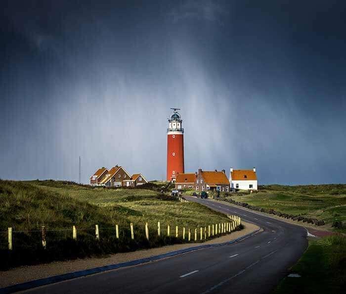 Rain Photography Tips - High Contrast