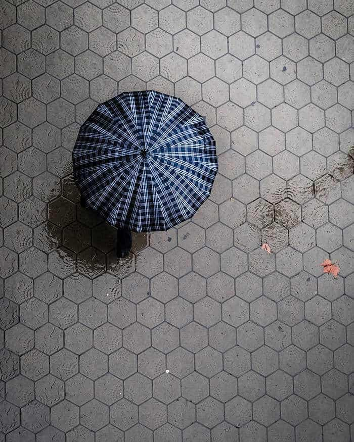 Rain Photography Tips - People