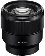 Sony FE 85mm f1.8 Mirrorless Mirrorless Cameras Lens