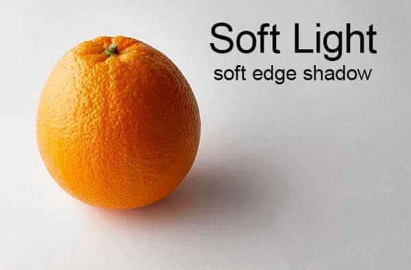 Lighting for Still Life Photography - soft light