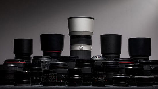 how to choose your first camera lens