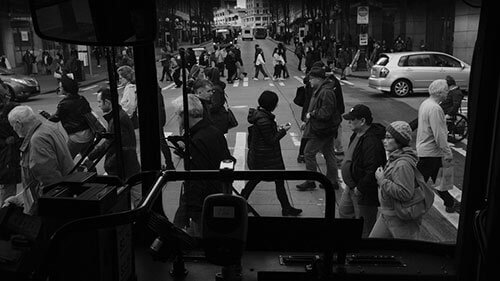 Street Photography Basics photography course on Udemy.com