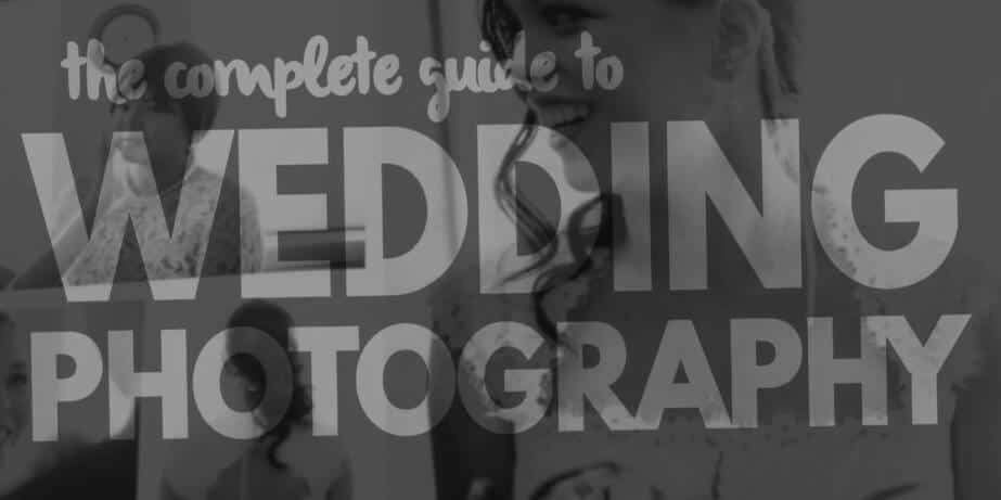 guide to wedding photography