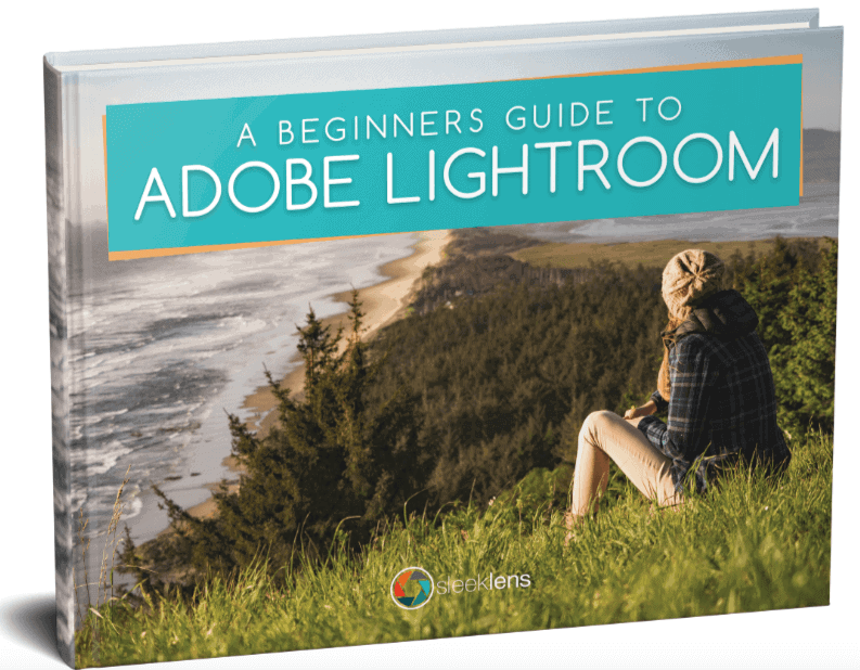 Photography Books - Adobe lightroom guide for beginners